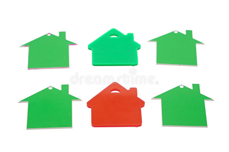 Home sign royalty free stock photo