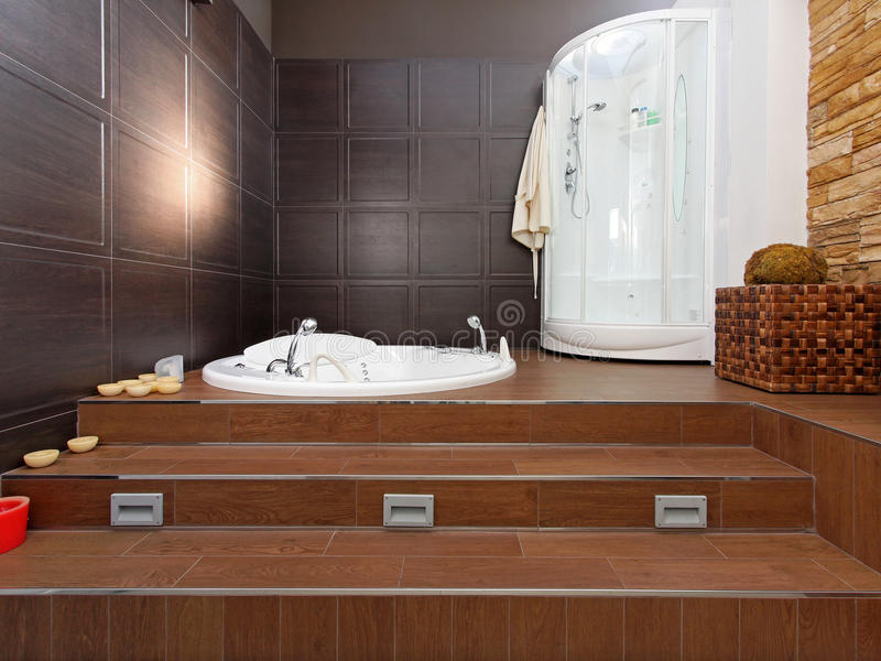 Home spa royalty free stock photos