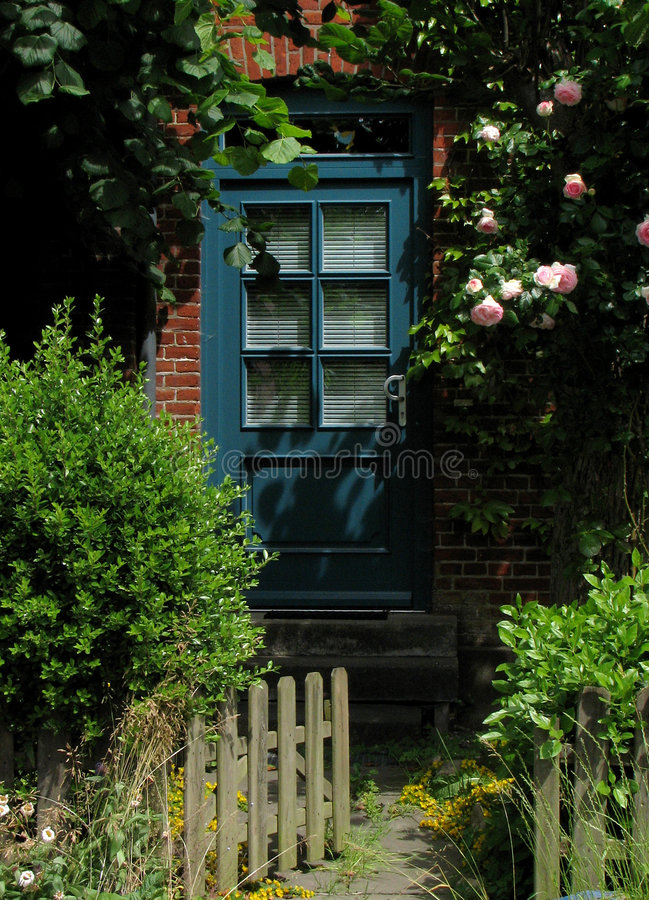 home sweet fotografia stock