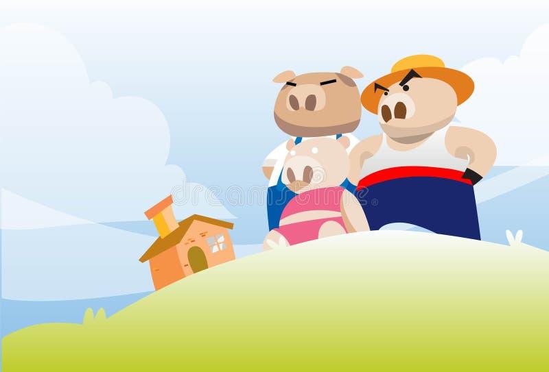 Download Home Sweet Brick Home stock illustration. Image of brick - 12481494