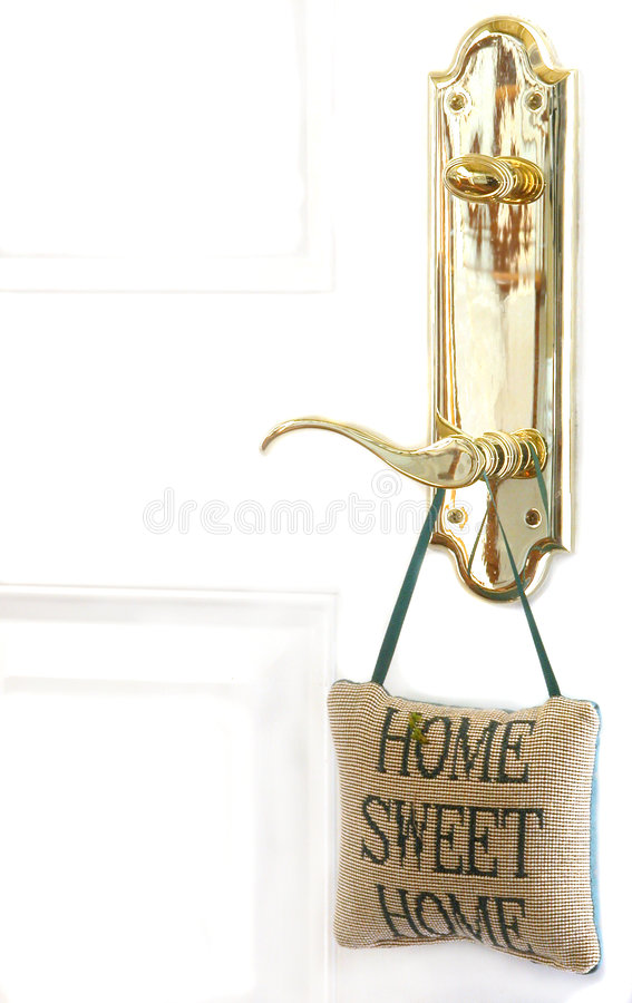 Home Sweet Home Stock Photography