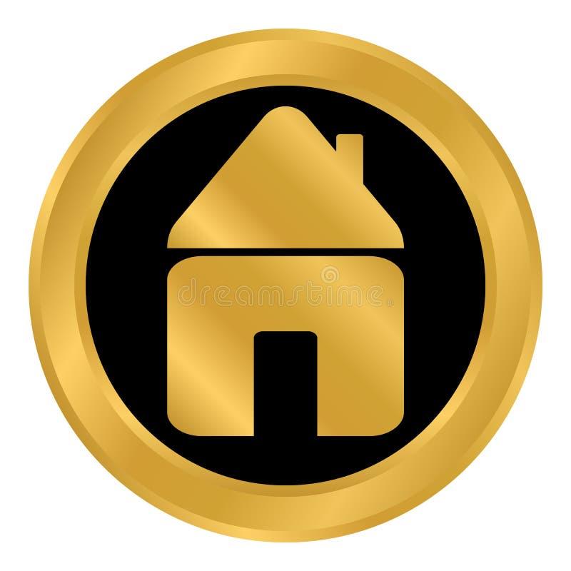 Home symbol button stock illustration illustration of round download home symbol button stock illustration illustration of round 113099441 urtaz Gallery