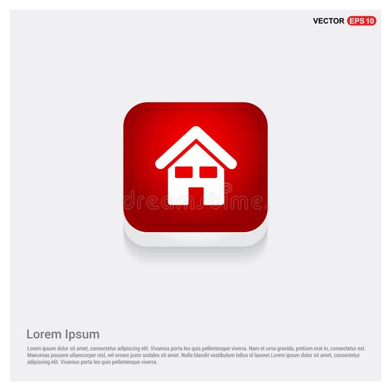 home symbol stock illustrationer