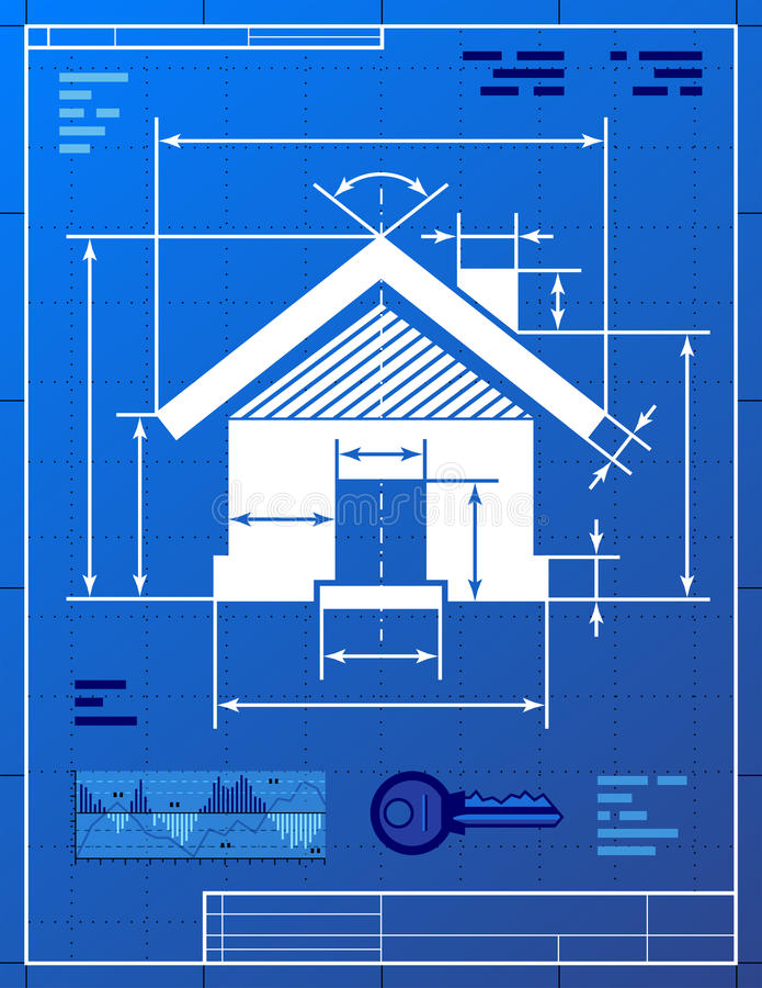 Home symbol like blueprint drawing stock vector illustration of download home symbol like blueprint drawing stock vector illustration of housing creation 32692440 malvernweather Gallery