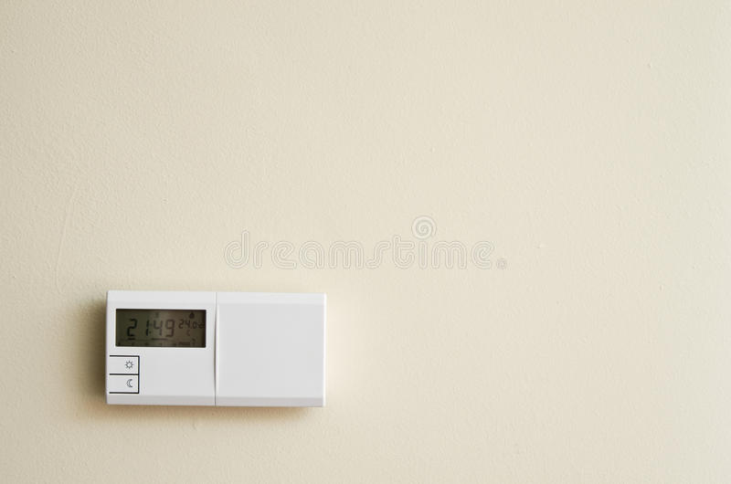Home Temperature Stock Images