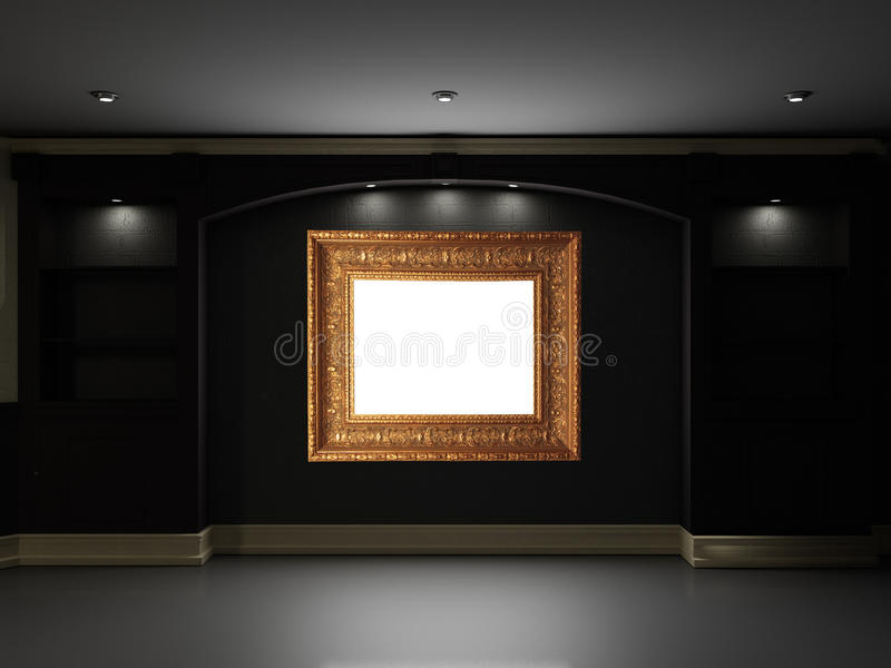 Download Home theater stock illustration. Illustration of modern - 15943588