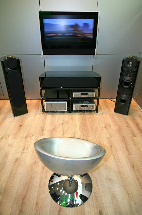 Free Home Theater Stock Photography - 2256852