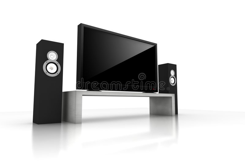 Home theater / high definition television