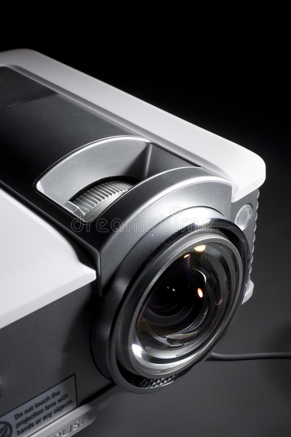 Download Home Theater Projector stock image. Image of housing - 12464203