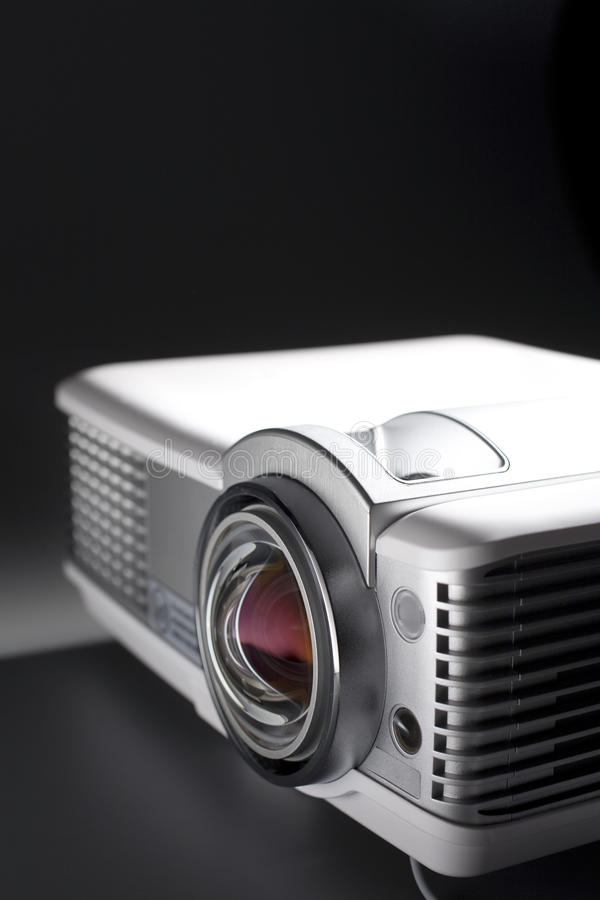 Home Theater Projector Stock Photography