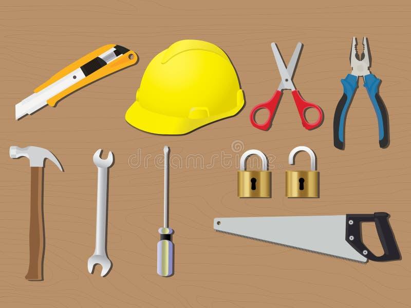 Home tools renovation work construction vector vector illustration