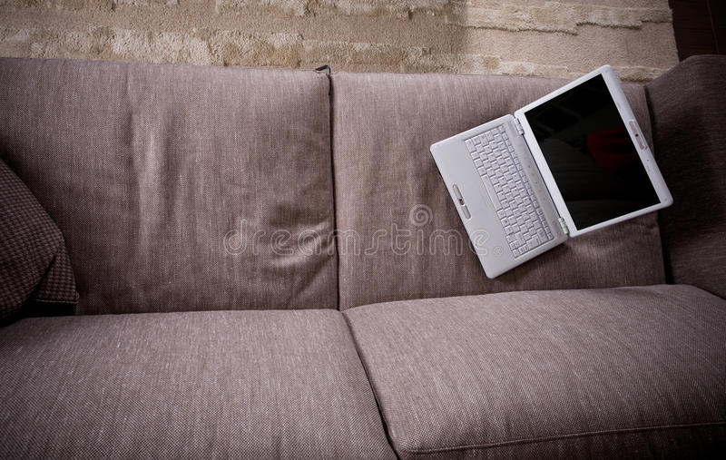 Home wireless internet stock photography