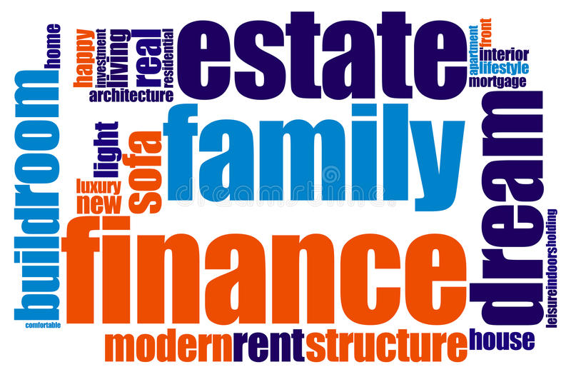 Download Home word cloud stock image. Image of rent, comfortable - 20056349