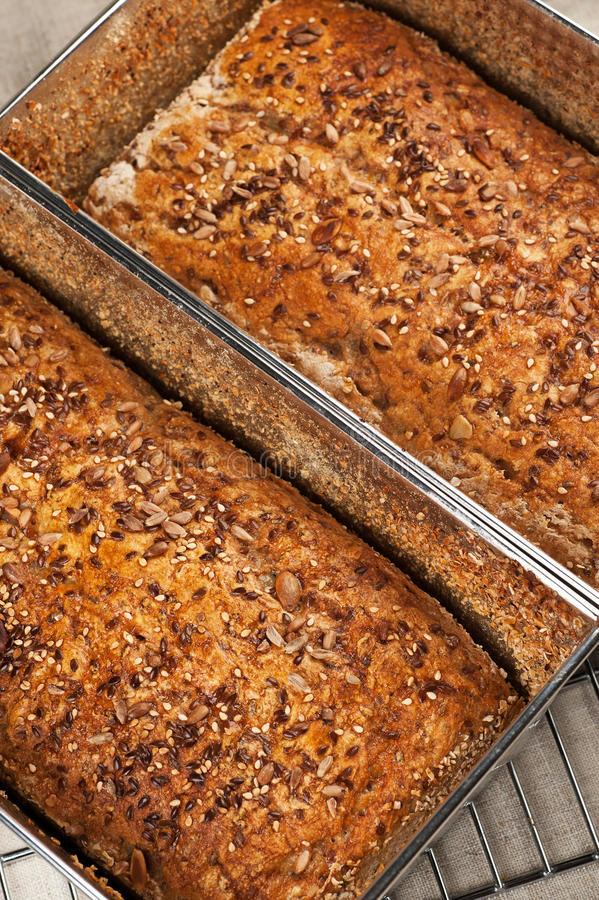 Free Homebaked Bread Stock Photo - 36451900