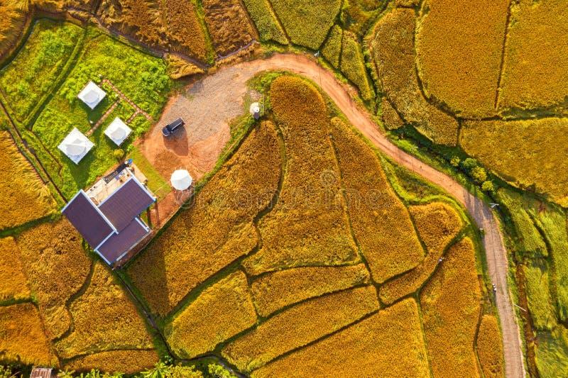 Homeestay w hrabstwie Pua fotografia stock