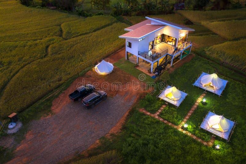 Homeestay w hrabstwie Pua obrazy royalty free