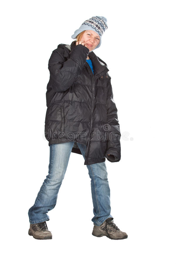 homeless девушки стоковые фото