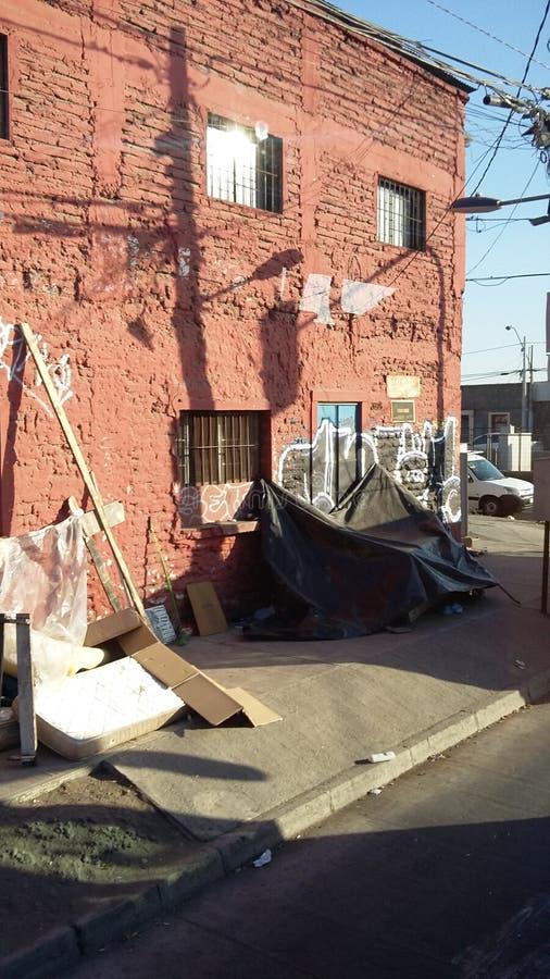 homeless photos libres de droits