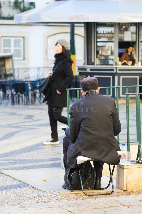 homeless immagine stock libera da diritti