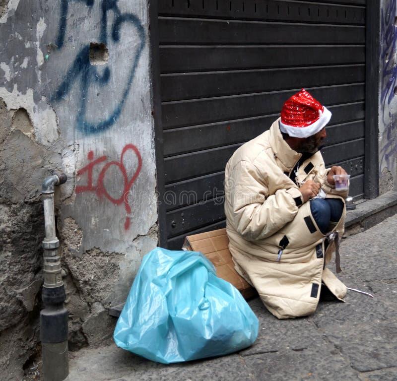 homeless photographie stock libre de droits