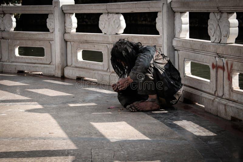 homeless images libres de droits