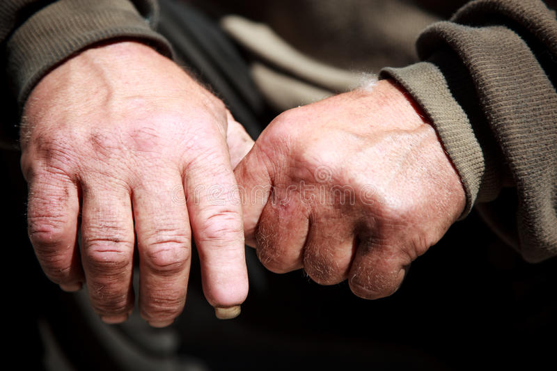 Download Homeless hands stock image. Image of life, homelessness - 10097789