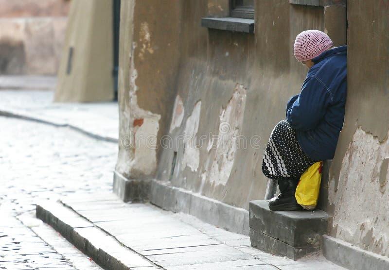 homeless III стоковая фотография rf