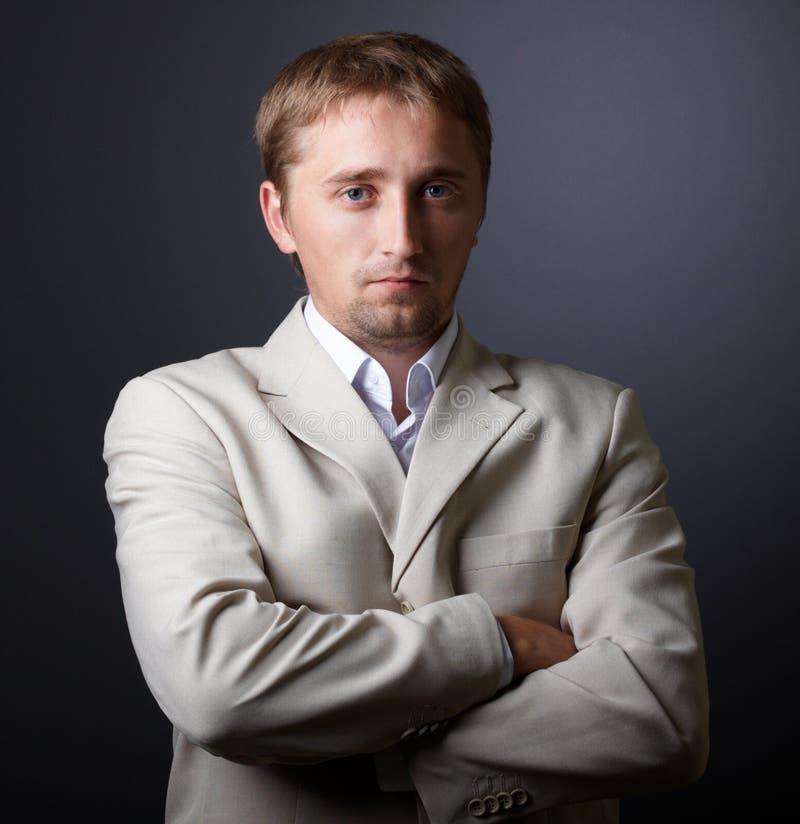 Download Homem foto de stock. Imagem de businessman, caucasiano - 16856910