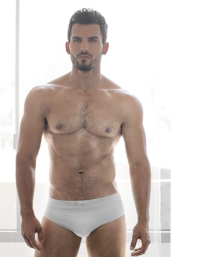 Download Homem foto de stock. Imagem de perfeição, sumário, corpo - 26506280