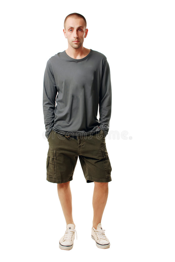 Homem imagem de stock