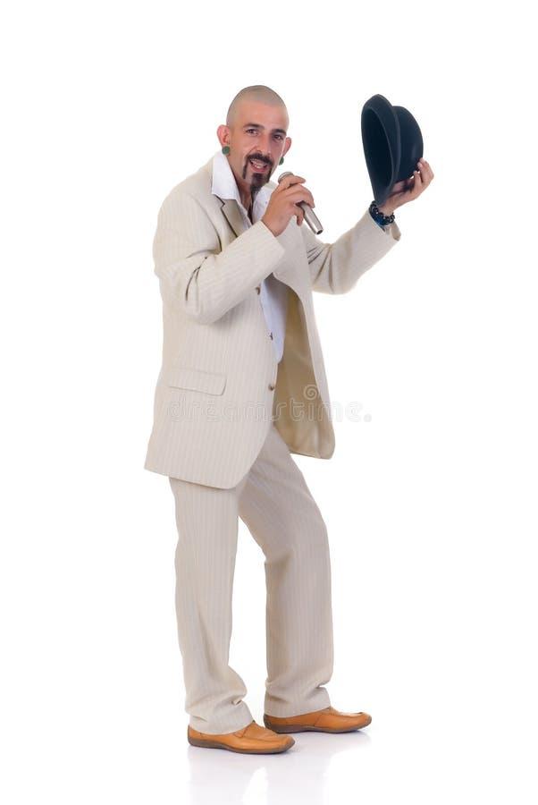 Homem alternativo imagens de stock royalty free