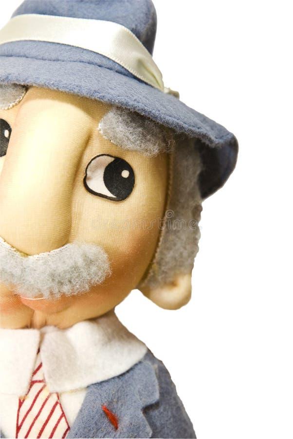 Homem bonito com um chapéu foto de stock royalty free