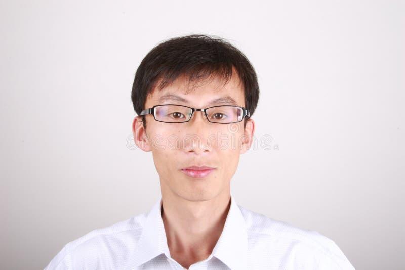 Homem chinês imagens de stock