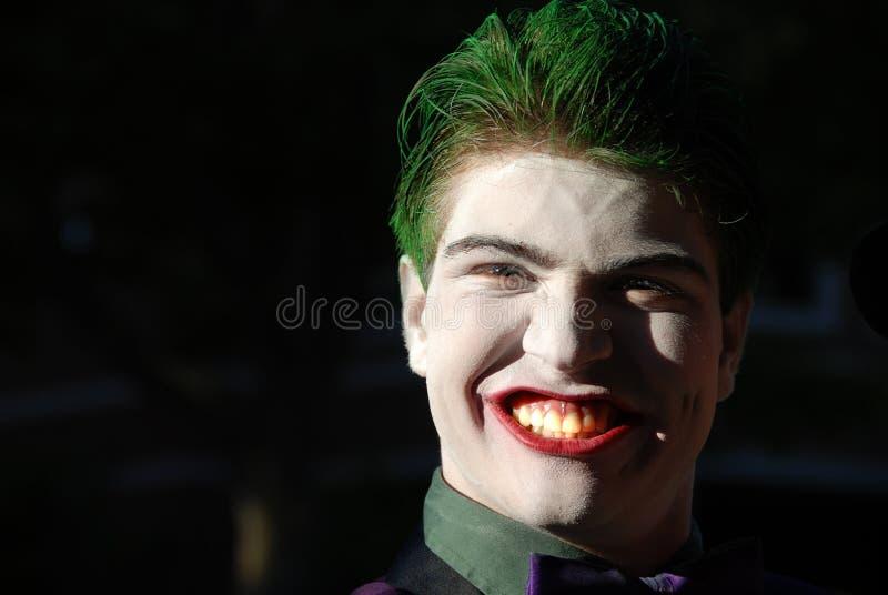 Homem de Halloween