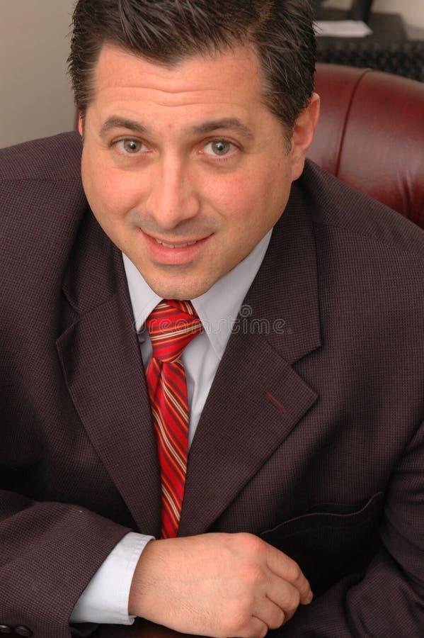 Homem de negócio 1 imagem de stock royalty free