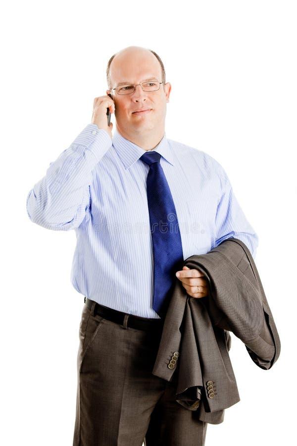 Download Homem de negócio imagem de stock. Imagem de businessman - 12805707