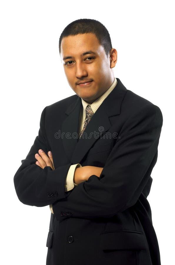 Download Homem de negócio imagem de stock. Imagem de ocasional - 12806809