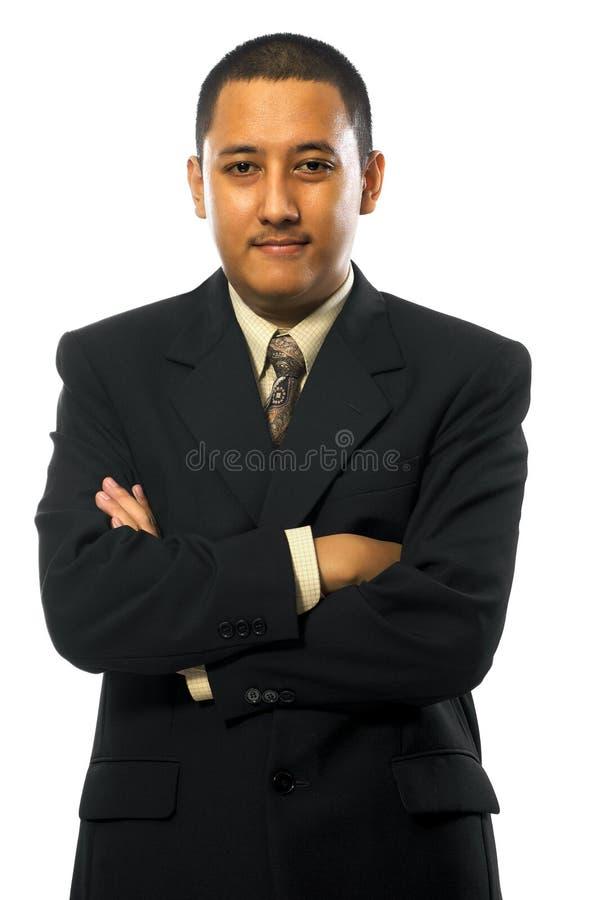 Download Homem de negócio foto de stock. Imagem de pessoa, indonesian - 12806812