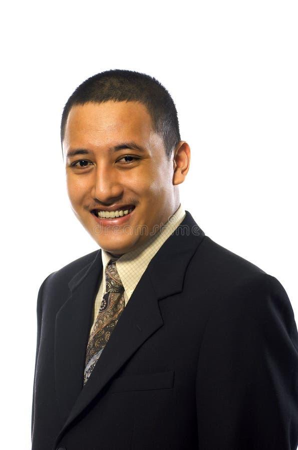 Download Homem de negócio foto de stock. Imagem de asian, pessoa - 12806824