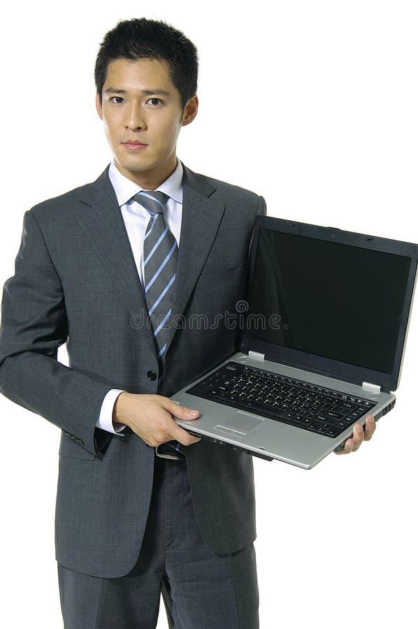Homem de negócio fotografia de stock