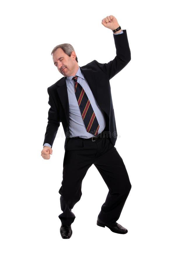 Homem de negócio bem sucedido imagem de stock royalty free