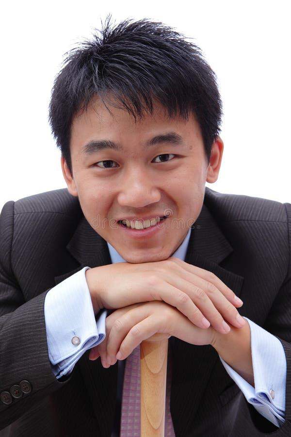 Homem de negócio de Ásia fotos de stock