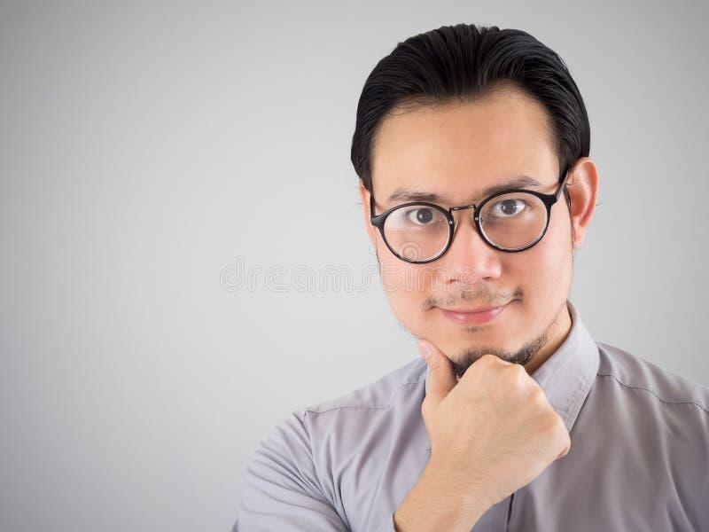 Download Homem De Negócio De Confidense Foto de Stock - Imagem de escritório, incorporado: 65580760