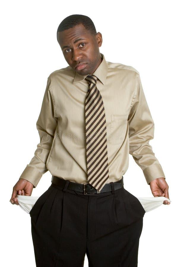 Homem de negócio deficiente fotos de stock