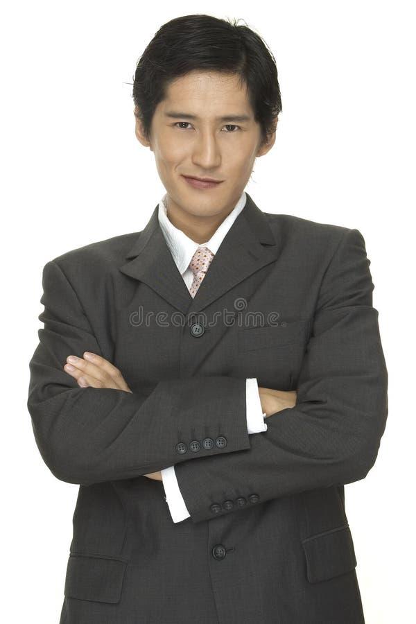 Homem de negócios 10 foto de stock royalty free