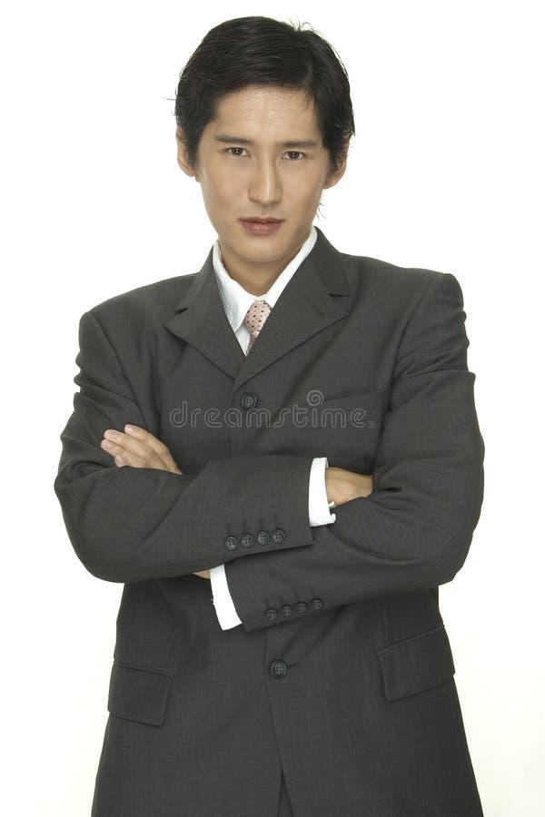 Homem de negócios 11 imagem de stock