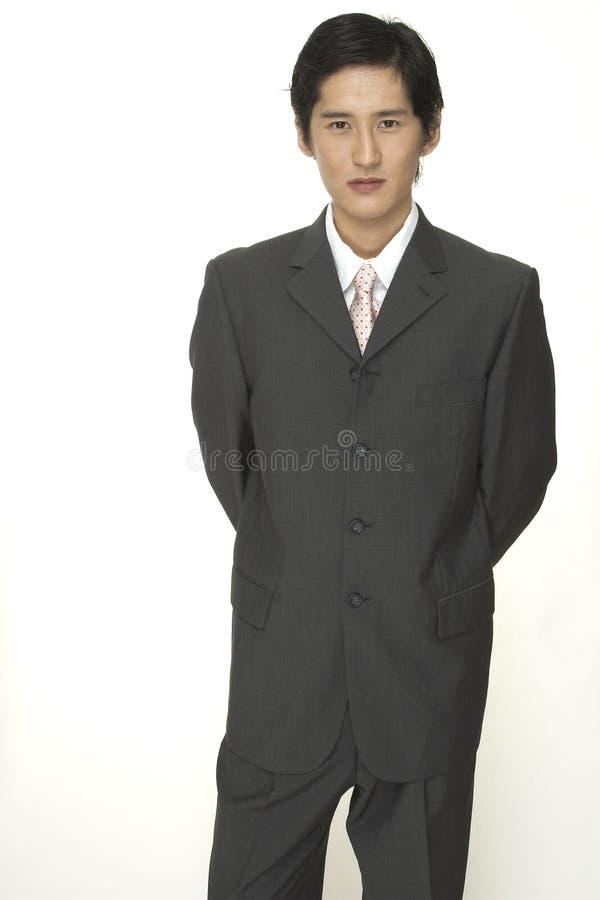 Homem de negócios 12 fotografia de stock