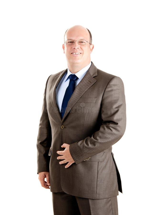 Download Homem de negócios foto de stock. Imagem de confiável - 12805690