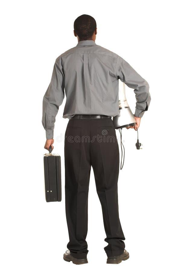 Download Homem de negócios #163 foto de stock. Imagem de preto, olhos - 543186