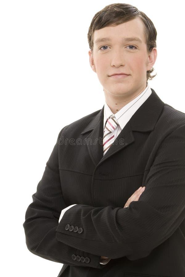 Homem de negócios 2 foto de stock